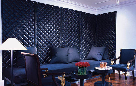 heavy curtains for soundproofing: does it work? • noise free sleeping